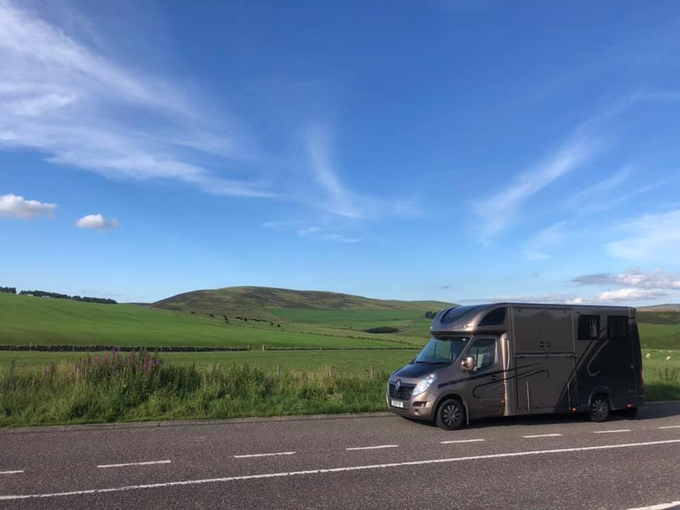 3.5 tonne rural daytime